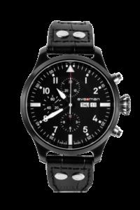 Pilot Chronograph Automatik DLC MACH1
